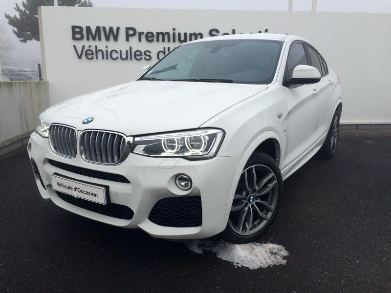 Bmw x4 xdrive30da 258ch m sport 2014 occasion meurthe et for Voiture occasion meurthe et moselle garage