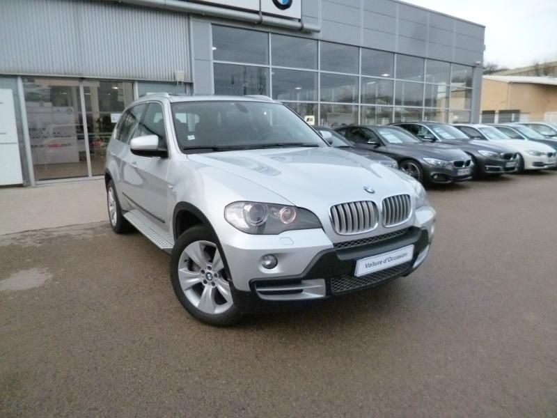 bmw x5 exclusive 2009 occasion doubs 25. Black Bedroom Furniture Sets. Home Design Ideas