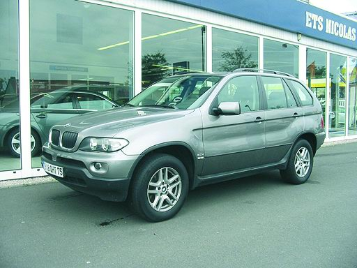 Bmw x5 d pack luxe occasion pas de calais 62 for Garage bmw calais