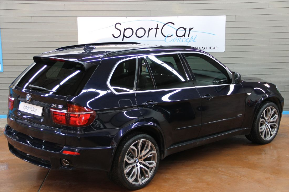 bmw x5 x5 e70 3 0 sd xdrive35da pack m sport occasion. Black Bedroom Furniture Sets. Home Design Ideas
