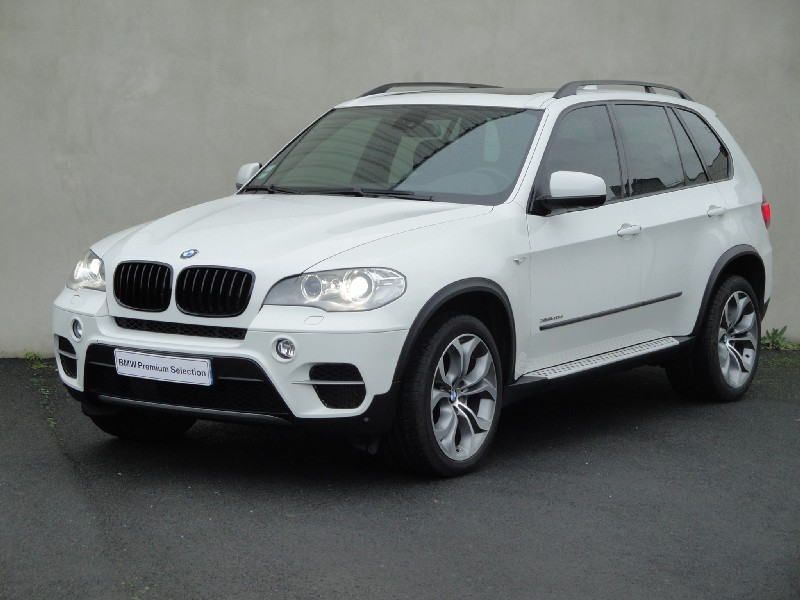 bmw x5 xdrive40d exclusive 2010 occasion maine et loire 49. Black Bedroom Furniture Sets. Home Design Ideas