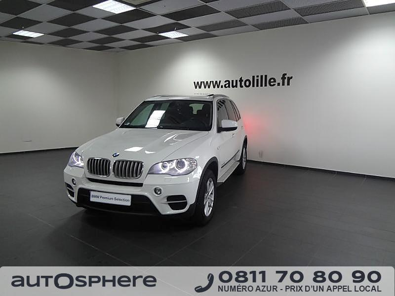 bmw x5 xdrive40d luxe 2010 occasion nord 59. Black Bedroom Furniture Sets. Home Design Ideas