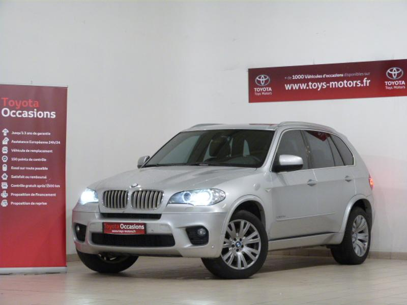 bmw x5 xdrive40d luxe 2010 occasion vendee 85. Black Bedroom Furniture Sets. Home Design Ideas