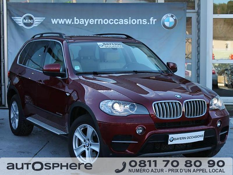 bmw x5 xdrive40d luxe 2012 occasion bouches du rhone 13. Black Bedroom Furniture Sets. Home Design Ideas