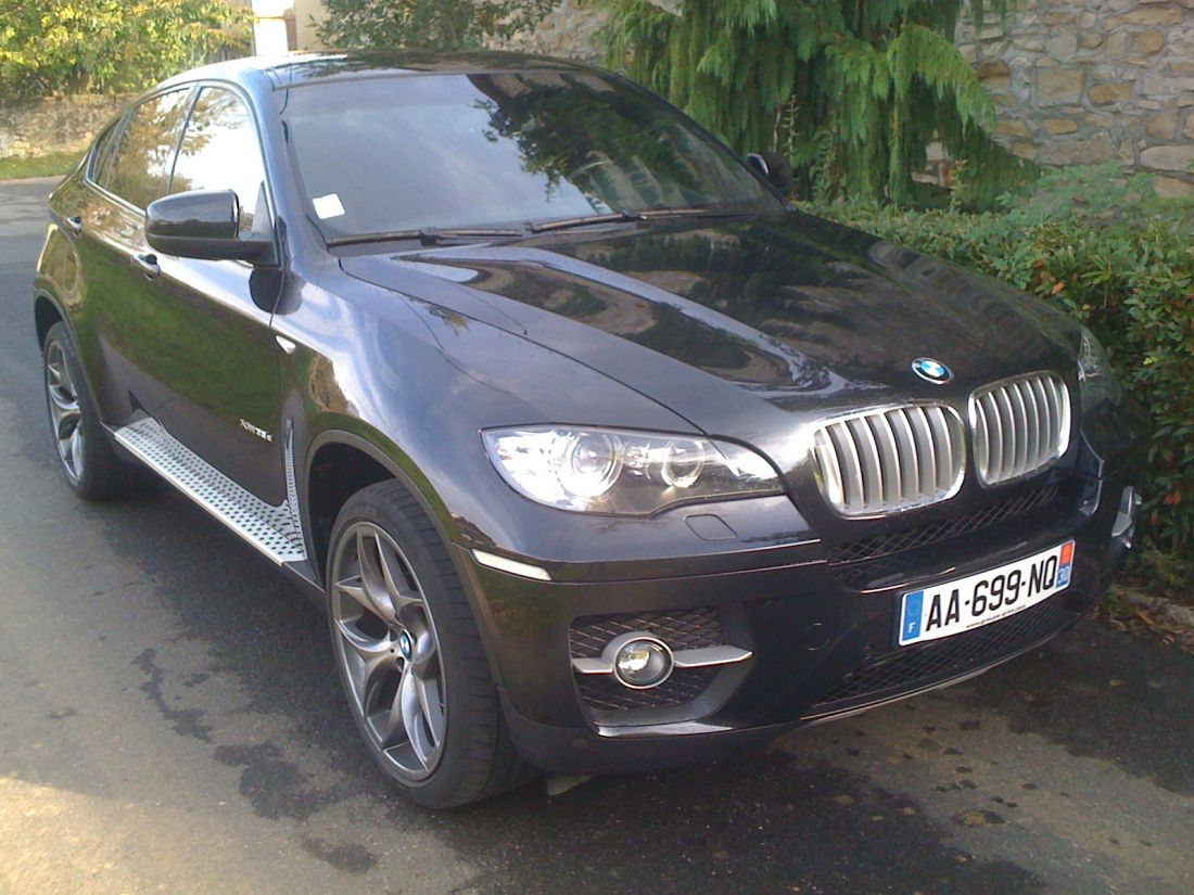 bmw x6 35d xdrive individual pack sport 286 2009 occasion. Black Bedroom Furniture Sets. Home Design Ideas