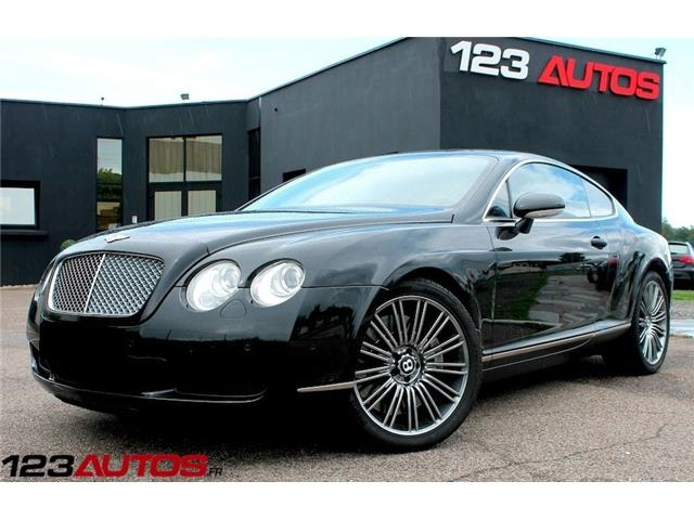 bentley continental bentley continental gt coupe 6 0 w12 560 gt speed occasion forbach. Black Bedroom Furniture Sets. Home Design Ideas
