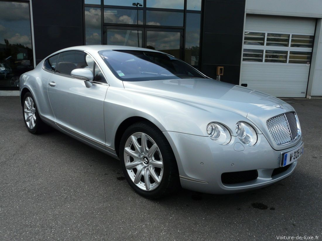 Bentley continental gt 2004 occasion meurthe et moselle 54 for Voiture occasion meurthe et moselle garage