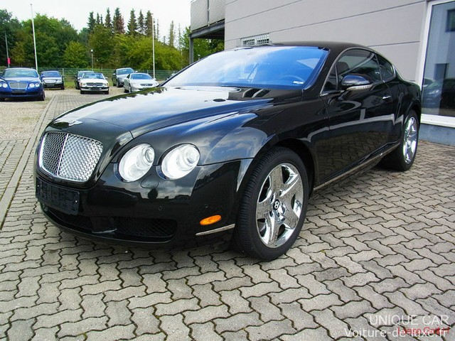 bentley continental gt 6 0 w12 biturbo occasion haut rhin 68. Black Bedroom Furniture Sets. Home Design Ideas