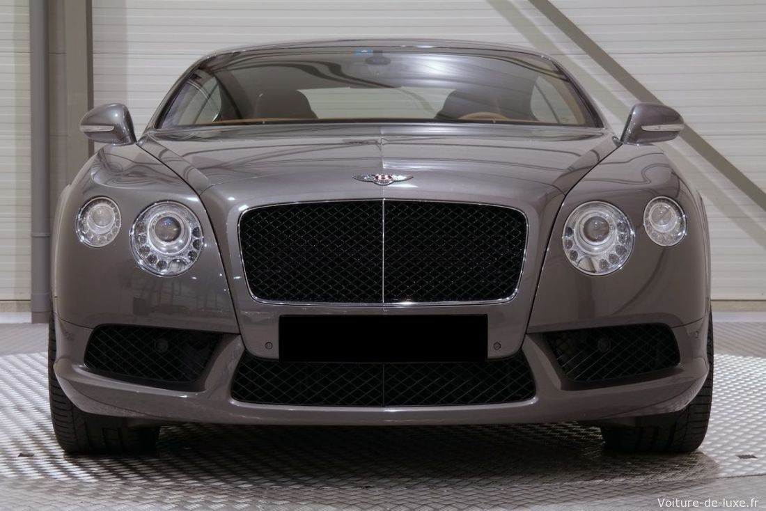 bentley continental gt v8 2012 occasion luxembourg lux. Black Bedroom Furniture Sets. Home Design Ideas