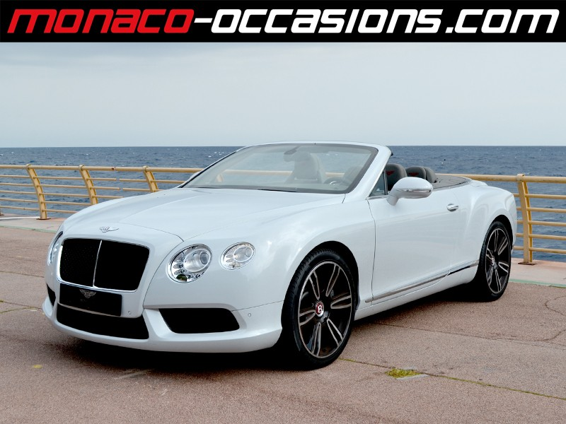 bentley continental gtc occasion petites annonces de bentley continental gtc vendre d. Black Bedroom Furniture Sets. Home Design Ideas