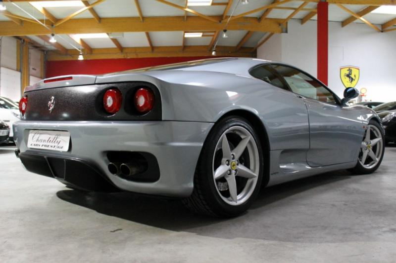 ferrari 360 modena 2001 occasion val d oise 95. Black Bedroom Furniture Sets. Home Design Ideas