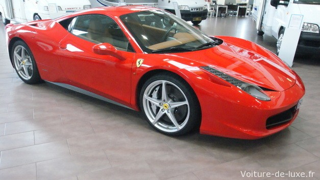 ferrari 458 italia occasion haut rhin 68. Black Bedroom Furniture Sets. Home Design Ideas