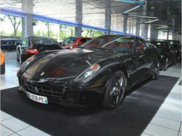 ferrari 599 gtb gtb fiorano f1 occasion nancy. Black Bedroom Furniture Sets. Home Design Ideas