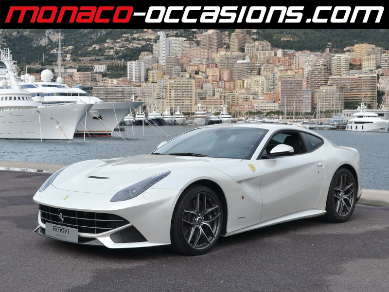 ferrari f12 berlinetta v12 6 3 2013 occasion monaco 98. Black Bedroom Furniture Sets. Home Design Ideas
