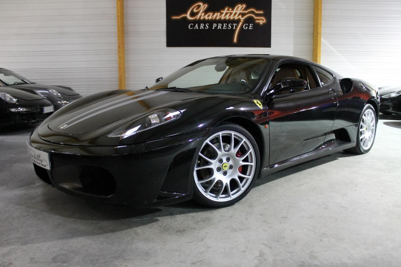 Ferrari f430 coupe f1 2005 occasion val d oise 95 for Garage voiture occasion val d oise