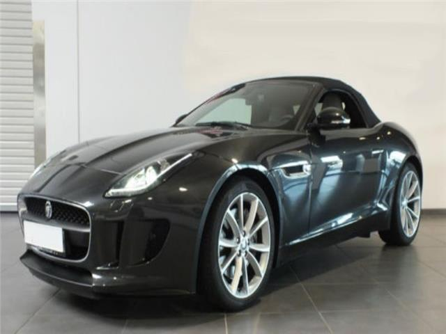 jaguar f type 3 0 v6 kompressor cabriolet occasion lyon. Black Bedroom Furniture Sets. Home Design Ideas