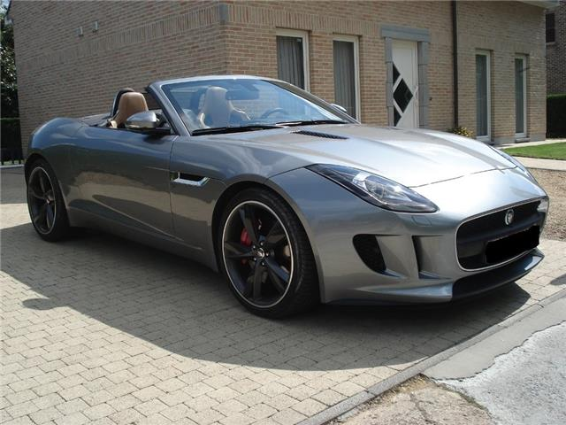 jaguar f type 3 0 v6 new toutes options 4000 km occasion lille. Black Bedroom Furniture Sets. Home Design Ideas