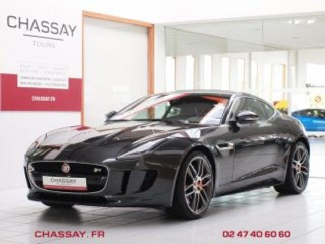 jaguar f type 5 0 v8 550 r auto occasion tours. Black Bedroom Furniture Sets. Home Design Ideas