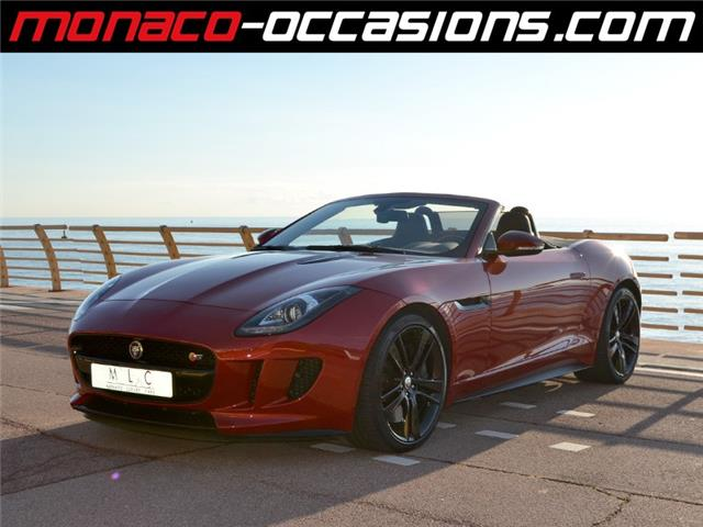 jaguar f type occasion petites annonces de jaguar f type vendre d 39 occasions 2. Black Bedroom Furniture Sets. Home Design Ideas