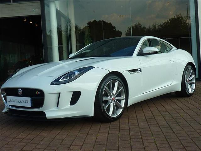 jaguar f type coupe 3 0 v6 380ch s occasion saint herblain. Black Bedroom Furniture Sets. Home Design Ideas