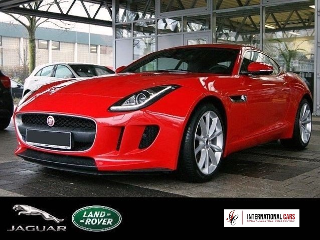 jaguar ftype 3 0 v6 coupe 2014 occasion alpes maritimes 06. Black Bedroom Furniture Sets. Home Design Ideas