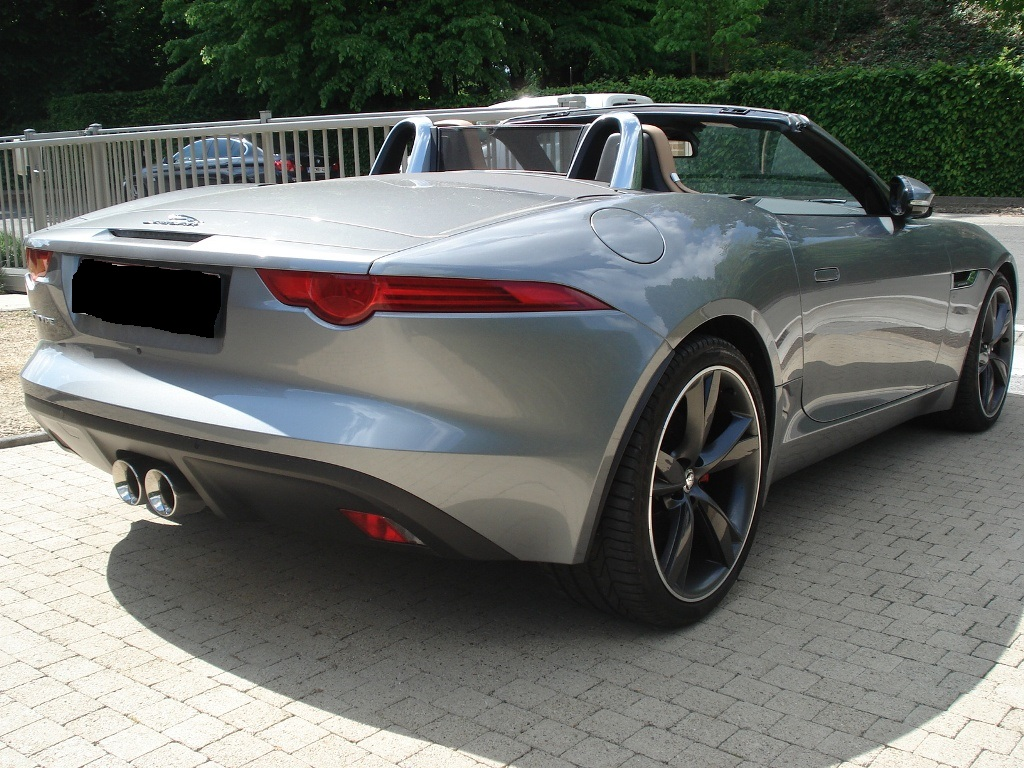jaguar ftype 3 0 v6 new toutes options 4000 km occasion nord 59. Black Bedroom Furniture Sets. Home Design Ideas