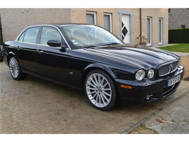 jaguar xj v8 32v executive 79000 km superbe tat. Black Bedroom Furniture Sets. Home Design Ideas