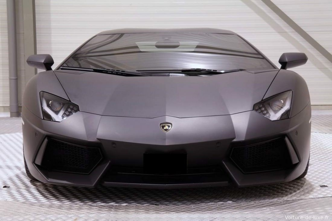 Lamborghini aventador lp700 4 coupe 2013 occasion for Garage voiture occasion sedan