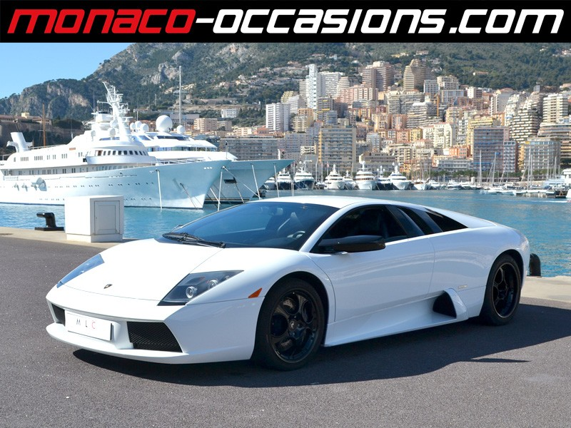 lamborghini murcielago 6 2 v12 2003 occasion monaco 98. Black Bedroom Furniture Sets. Home Design Ideas