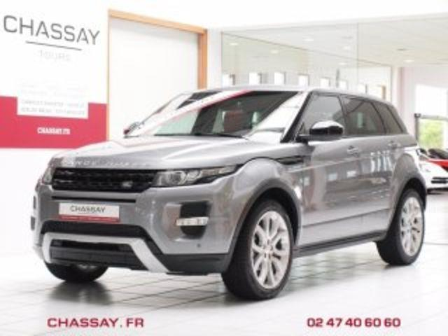 land rover range rover evoque sd4 dynamic bva9 occasion tours. Black Bedroom Furniture Sets. Home Design Ideas