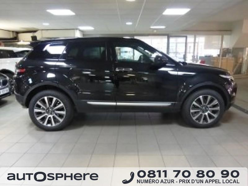 land rover range rover evoque 2 2 sd4 prestige mark ii 2014 occasion paris 75. Black Bedroom Furniture Sets. Home Design Ideas