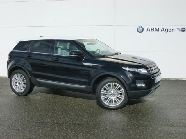 land rover range rover evoque 2 2 td4 prestige bva mark i 2013 occasion lot et garonne 47. Black Bedroom Furniture Sets. Home Design Ideas