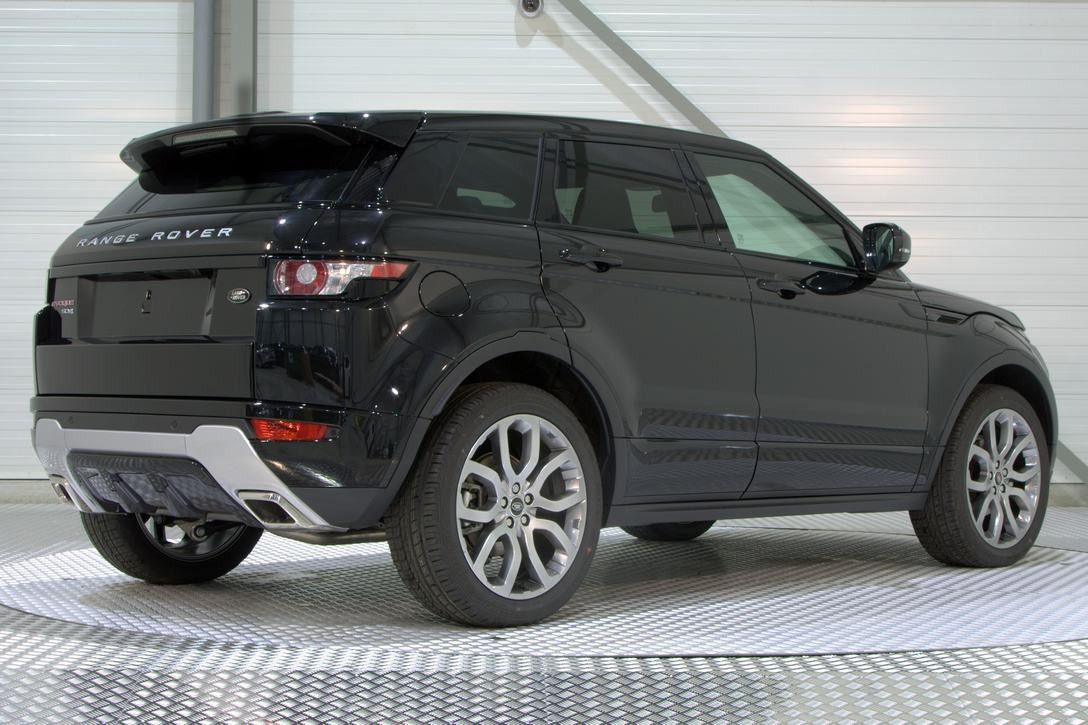 land rover range rover evoque sd4 dynamic 2013 occasion luxembourg lux. Black Bedroom Furniture Sets. Home Design Ideas