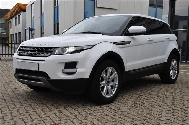 land rover range rover evoque pure td4 occasion pas de calais 62. Black Bedroom Furniture Sets. Home Design Ideas