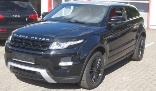land rover range rover evoque range rover evoque coupe sd4 automatique dynamic occasion. Black Bedroom Furniture Sets. Home Design Ideas