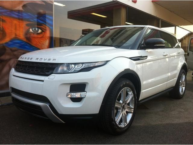 land rover range rover evoque range rover evoque sd4 dynamic bva occasion loire 42. Black Bedroom Furniture Sets. Home Design Ideas