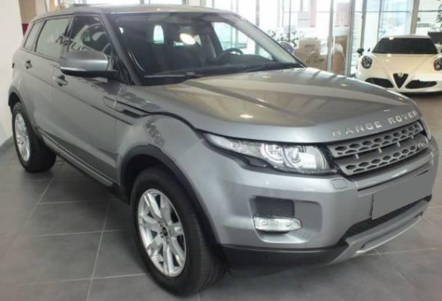 land rover range rover evoque range rover evoque sd4 pure. Black Bedroom Furniture Sets. Home Design Ideas