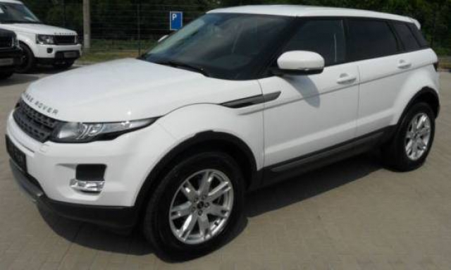 land rover range rover evoque range rover evoque td4 pure automatique avec gps xenon. Black Bedroom Furniture Sets. Home Design Ideas