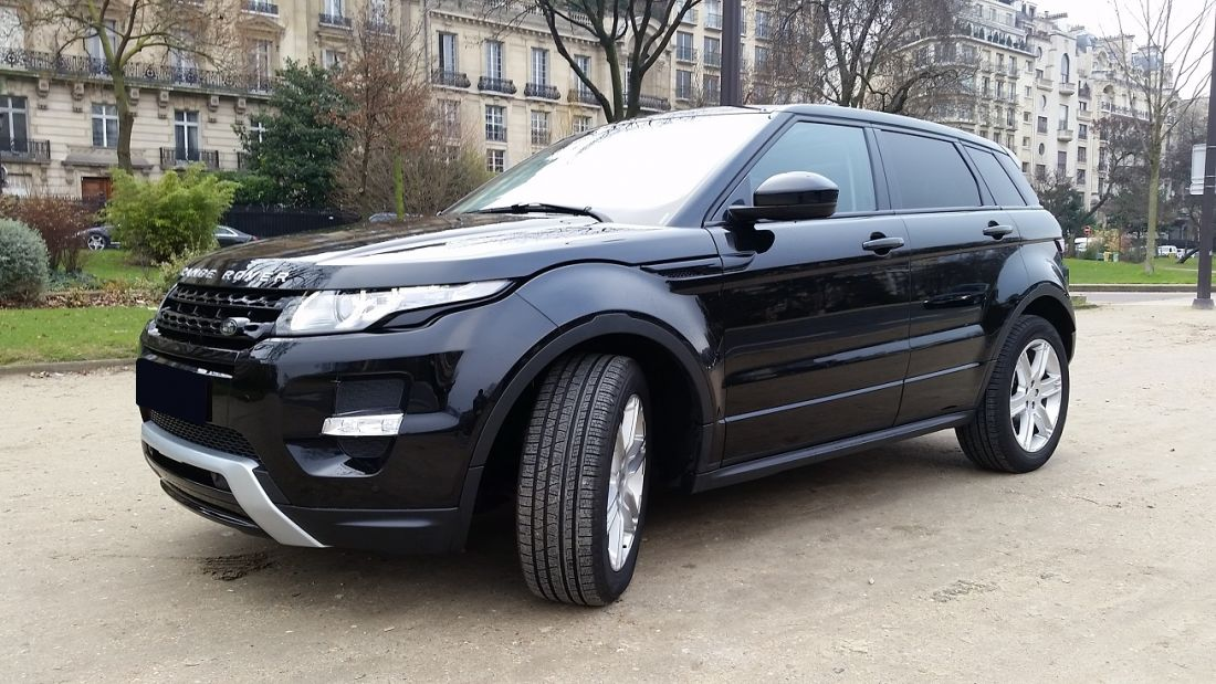 land rover range rover evoque range rover evoque sd4 occasion paris 75. Black Bedroom Furniture Sets. Home Design Ideas