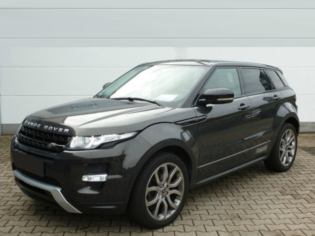 land rover range rover evoque sd4 dynamic bva9 occasion. Black Bedroom Furniture Sets. Home Design Ideas