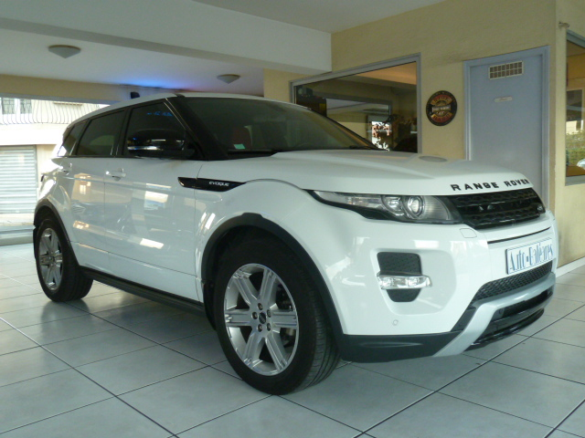 land rover range rover evoque sd4 dynamic occasion pyrenees orientales 66. Black Bedroom Furniture Sets. Home Design Ideas