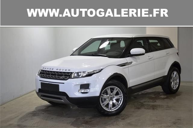 land rover range rover evoque sd4 occasion pas de calais 62. Black Bedroom Furniture Sets. Home Design Ideas