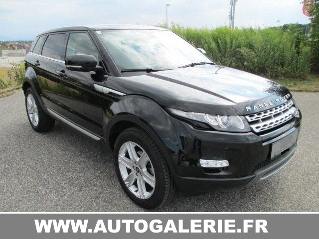 land rover range rover evoque sd4 prestige occasion pas de calais 62. Black Bedroom Furniture Sets. Home Design Ideas
