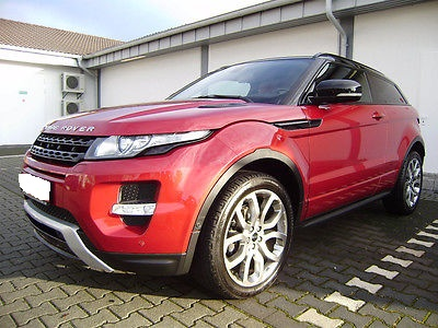 land rover range rover evoque si 4 dynamic occasion pas de calais 62. Black Bedroom Furniture Sets. Home Design Ideas