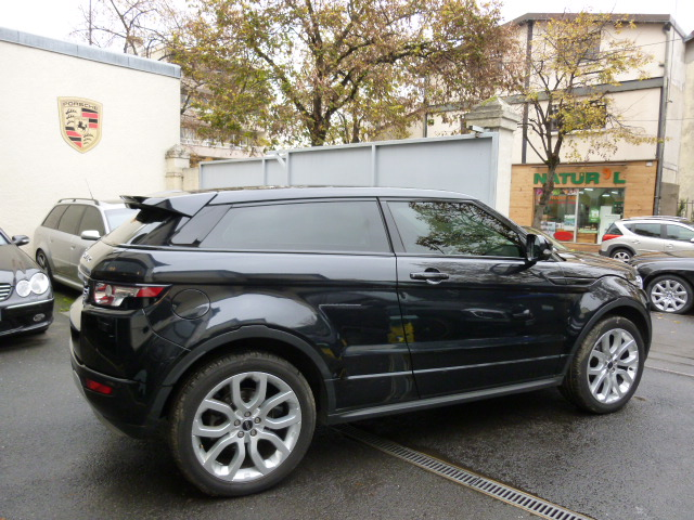 land rover range rover evoque td4 dynamic coupe occasion paris 75. Black Bedroom Furniture Sets. Home Design Ideas
