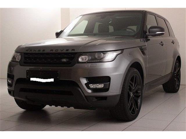 land rover range rover sport tdv6 hse stealth pack. Black Bedroom Furniture Sets. Home Design Ideas