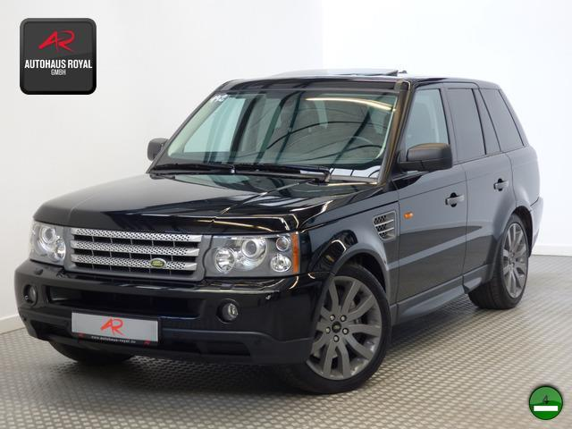 land rover range rover sport tdv8 hse airmatic bixenon esd. Black Bedroom Furniture Sets. Home Design Ideas