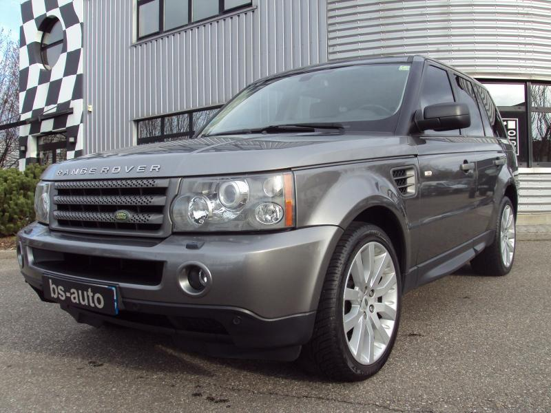 land rover range rover sport range sport hse tdv6 2008. Black Bedroom Furniture Sets. Home Design Ideas