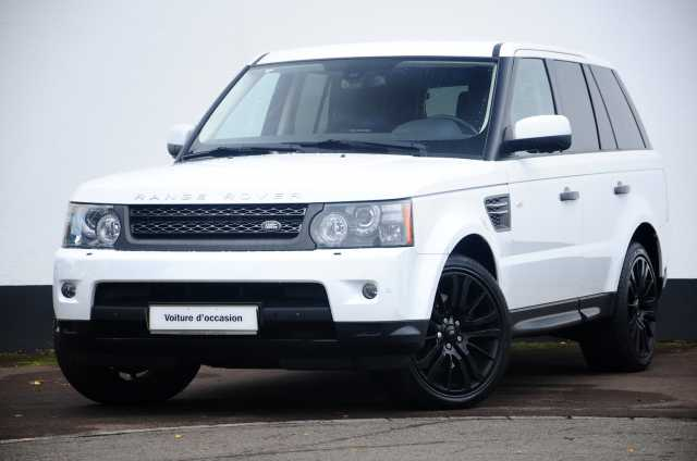 land rover range rover sport rangeroversporttdv6 hse occasion luxembourg lux. Black Bedroom Furniture Sets. Home Design Ideas