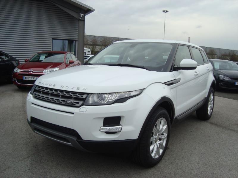 land rover range rover sport rr evoque 2 2 ed4 pure pack tech pure 4x2 mark ii 2015 occasion. Black Bedroom Furniture Sets. Home Design Ideas